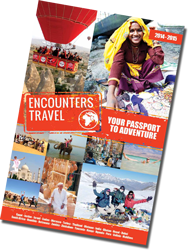 Encounters Travel Brochure 2014-15