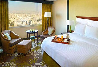 5-star hotel upgrade (Jordan)