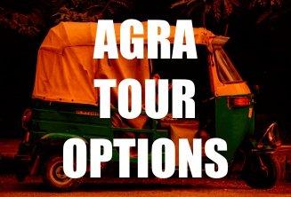 Agra tour options