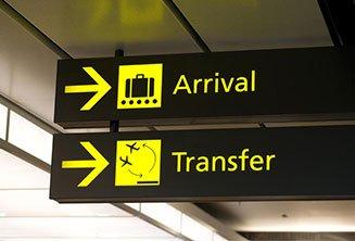Arrival airport transfer in Nairobi