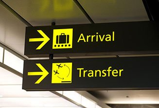 Arrival airport transfer in Victoria Falls