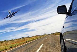 Departure airport transfer in Victoria Falls