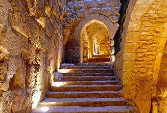 Bethany & Ajloun Castle