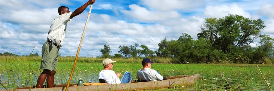 Encounters tours in Botswana