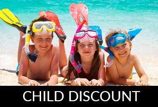 Child discount (under 12)