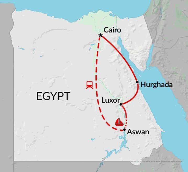 Discover Egypt Cairo Luxor Hurghada Egypt Tour Encounters