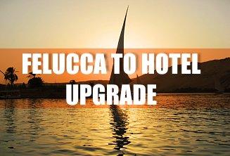 Felucca to Hotel upgrade