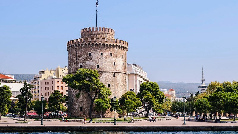 Saloniki, Thessaloniki, Greece