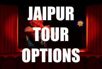 Jaipur tour options