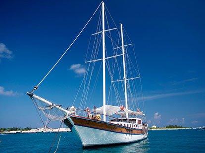 Maldives Sailing Safari