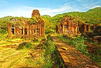 Visit My Son heritage site