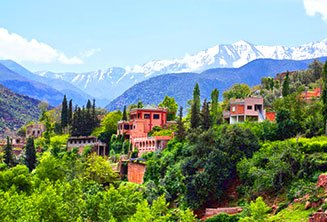Ourika Valley half-day tour