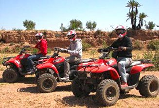Marrakech Quad-biking