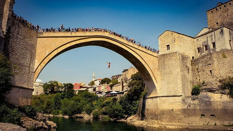 Stari Most Bridge, Bosnia & Herzegovina