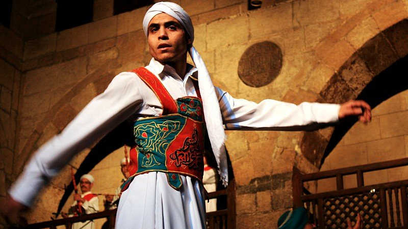 Sufi Dancer, Egypt