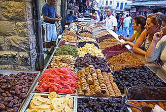 A Taste of Israel day tour