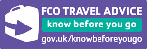 'Know Before you Go' campaign