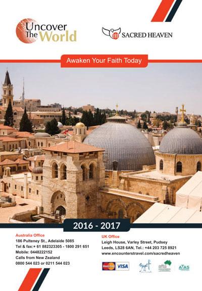 Sacred Heaven brochure